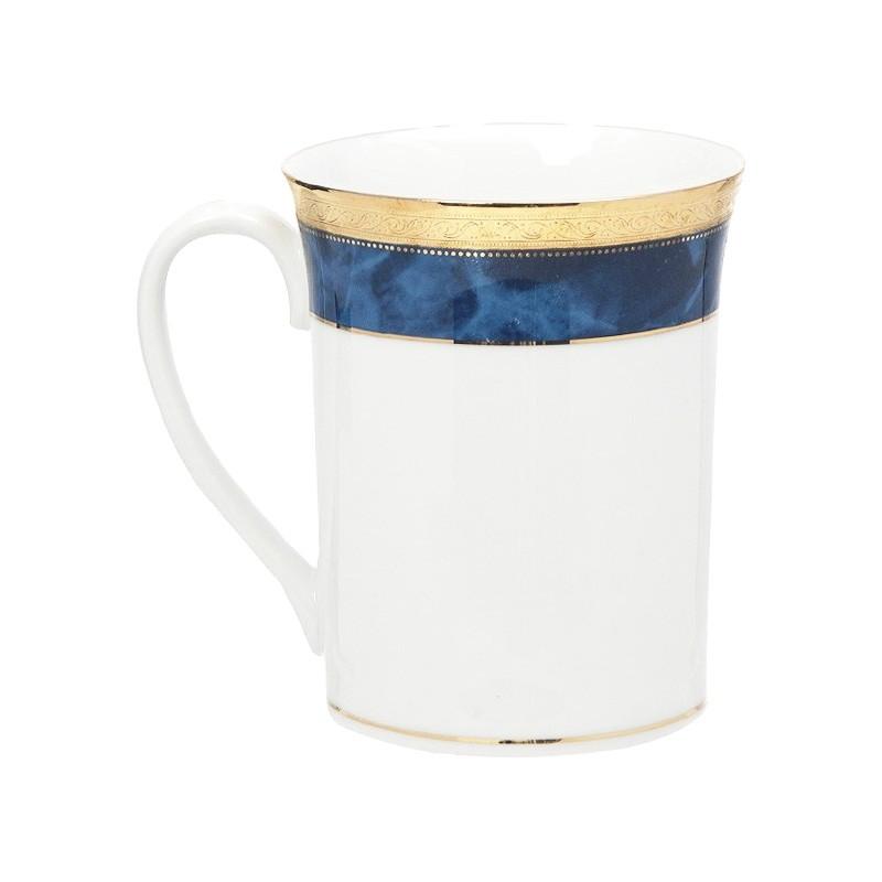 Noritake Majestic Fine China Mug - Blue