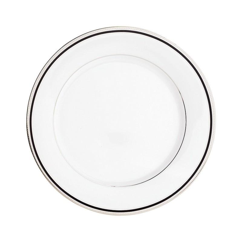 Noritake Toorak Noir Fine China Entree Plate
