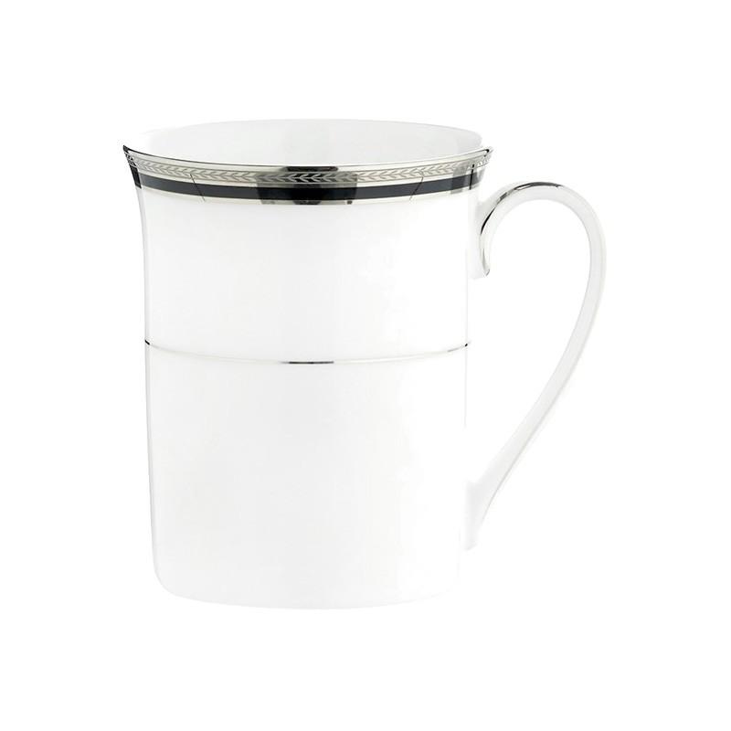 Noritake Toorak Noir Fine China Mug