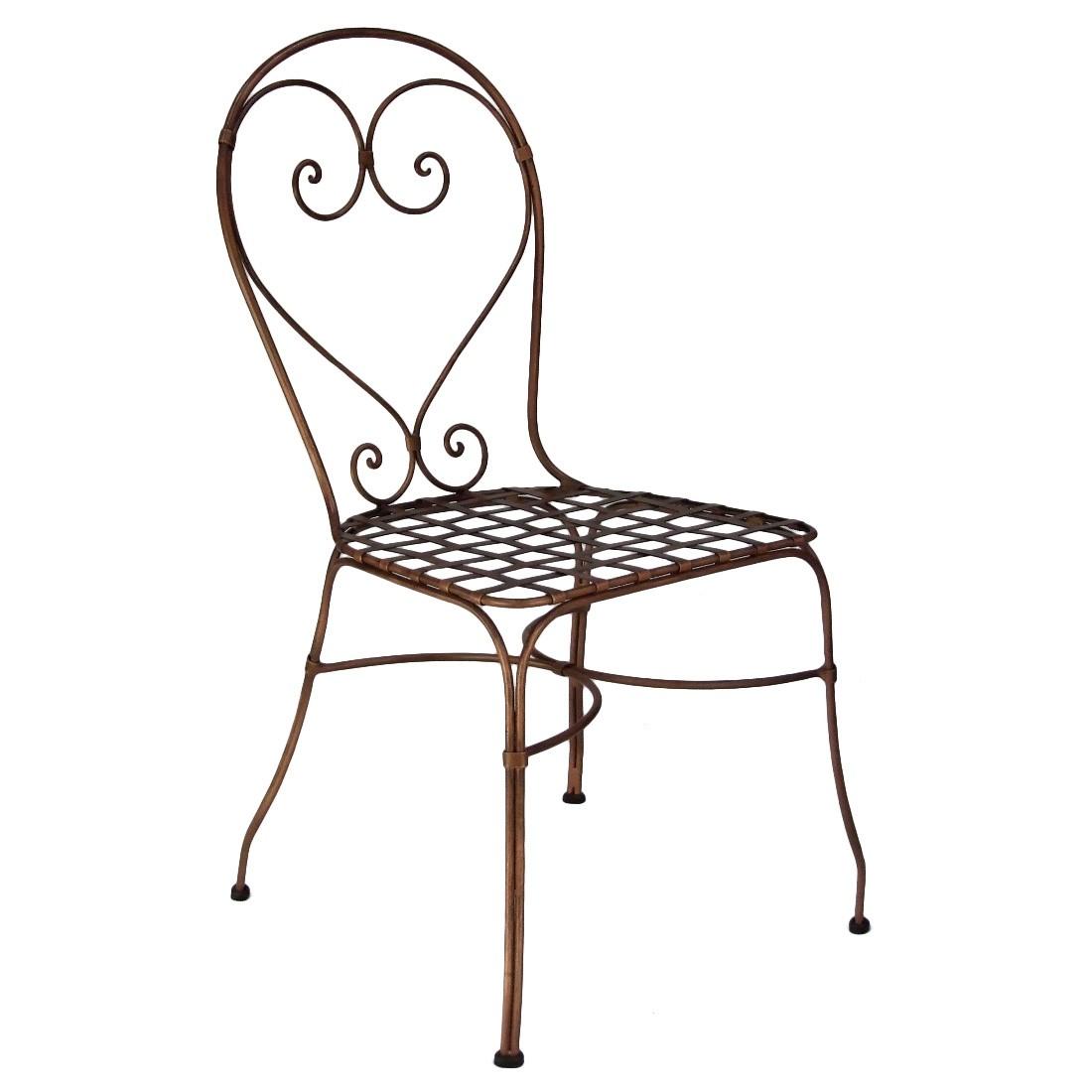 Joyeux Steel Dining Chair