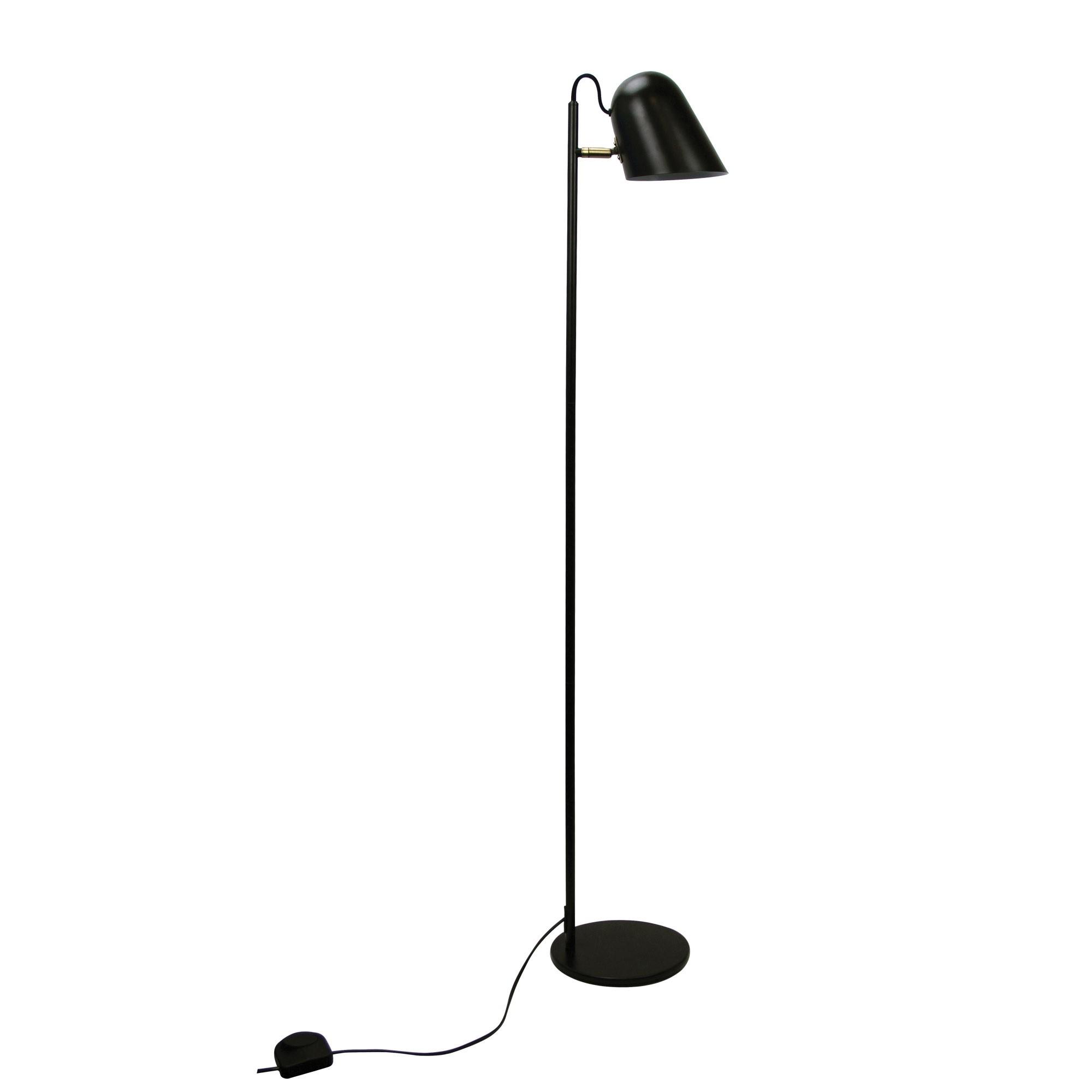 Oxford Metal Adjustable Floor Lamp