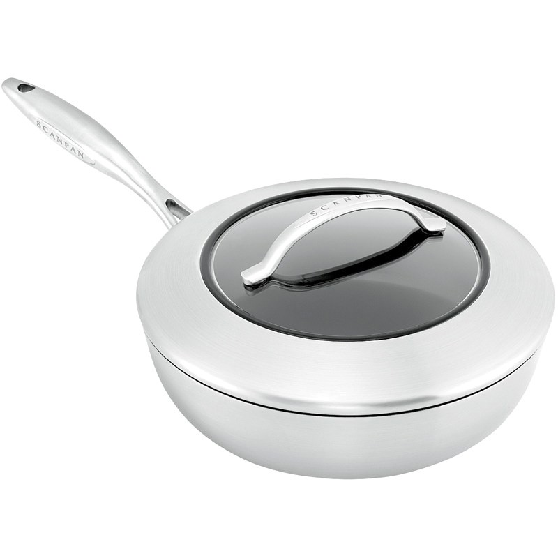 Scanpan CTX Commercial Grade Non-stick 26cm Saute Pan with Lid