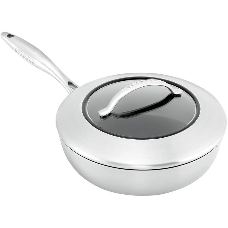 Scanpan CTX Commercial Grade Non-stick 28cm Saute Pan with Lid