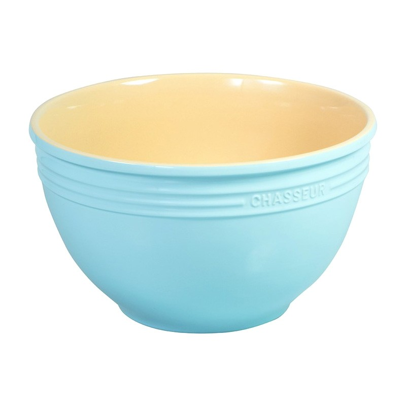 Chasseur La Cuisson Small Mixing Bowl - Duck Egg Blue