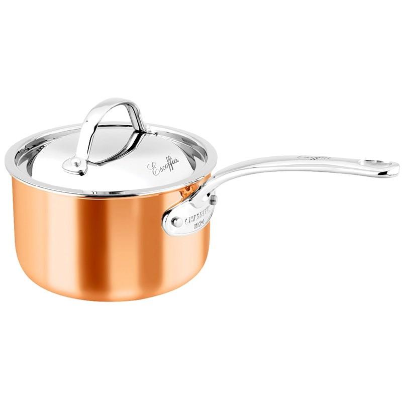 Chasseur Escoffier 16cm Saucepan with Lid