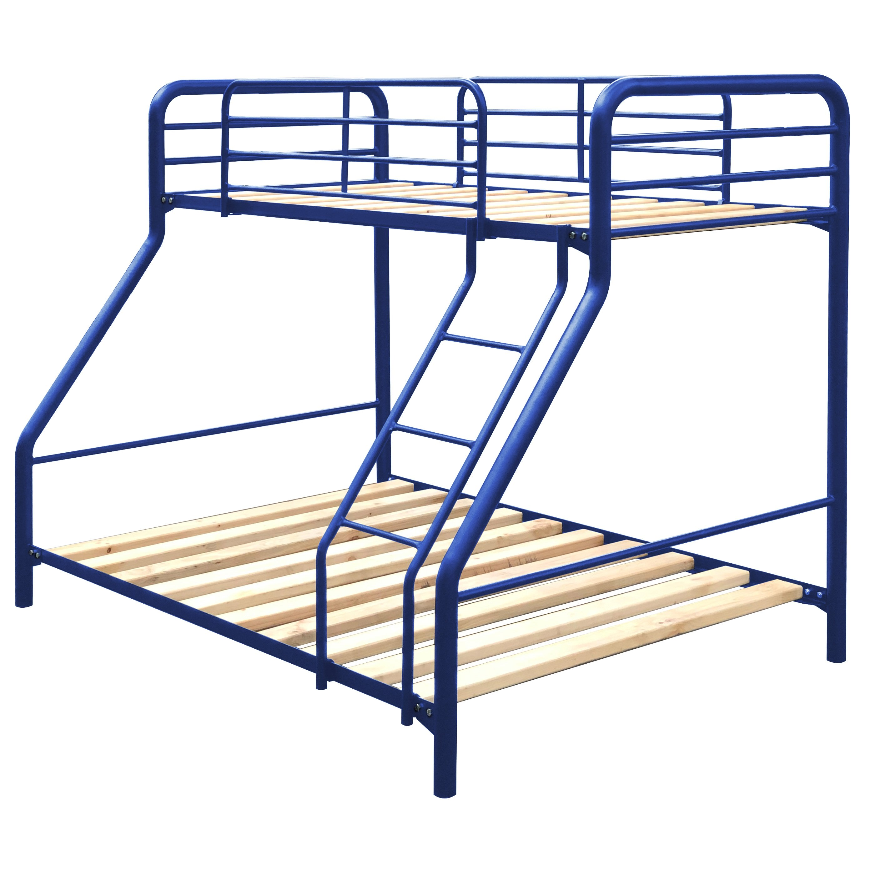 Tubeco Trio Mkii Australian Made Metal Bunk Bed Space Blue