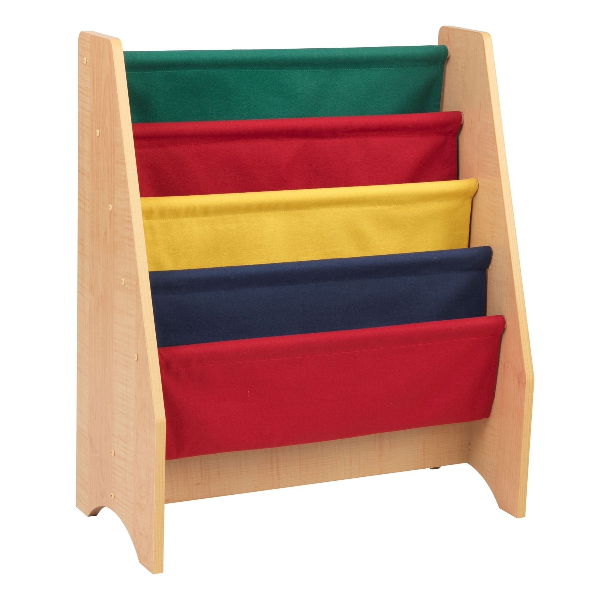 Kidkraft Sling Bookshelf- Primary