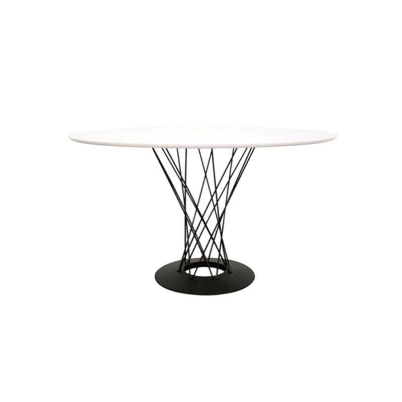 Replica Isamu Noguchi Cyclone Dining Table - White
