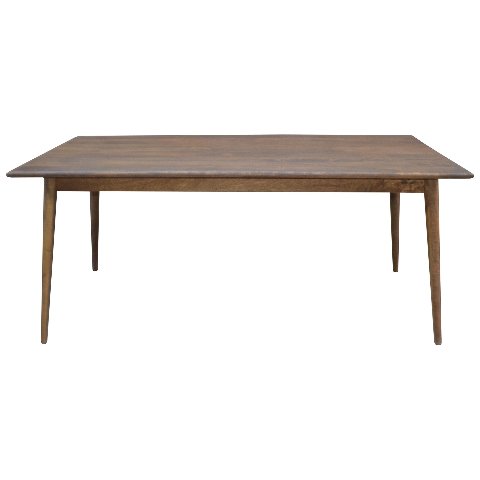 Stuart Solid Mango Wood Timber 180cm Dining Table