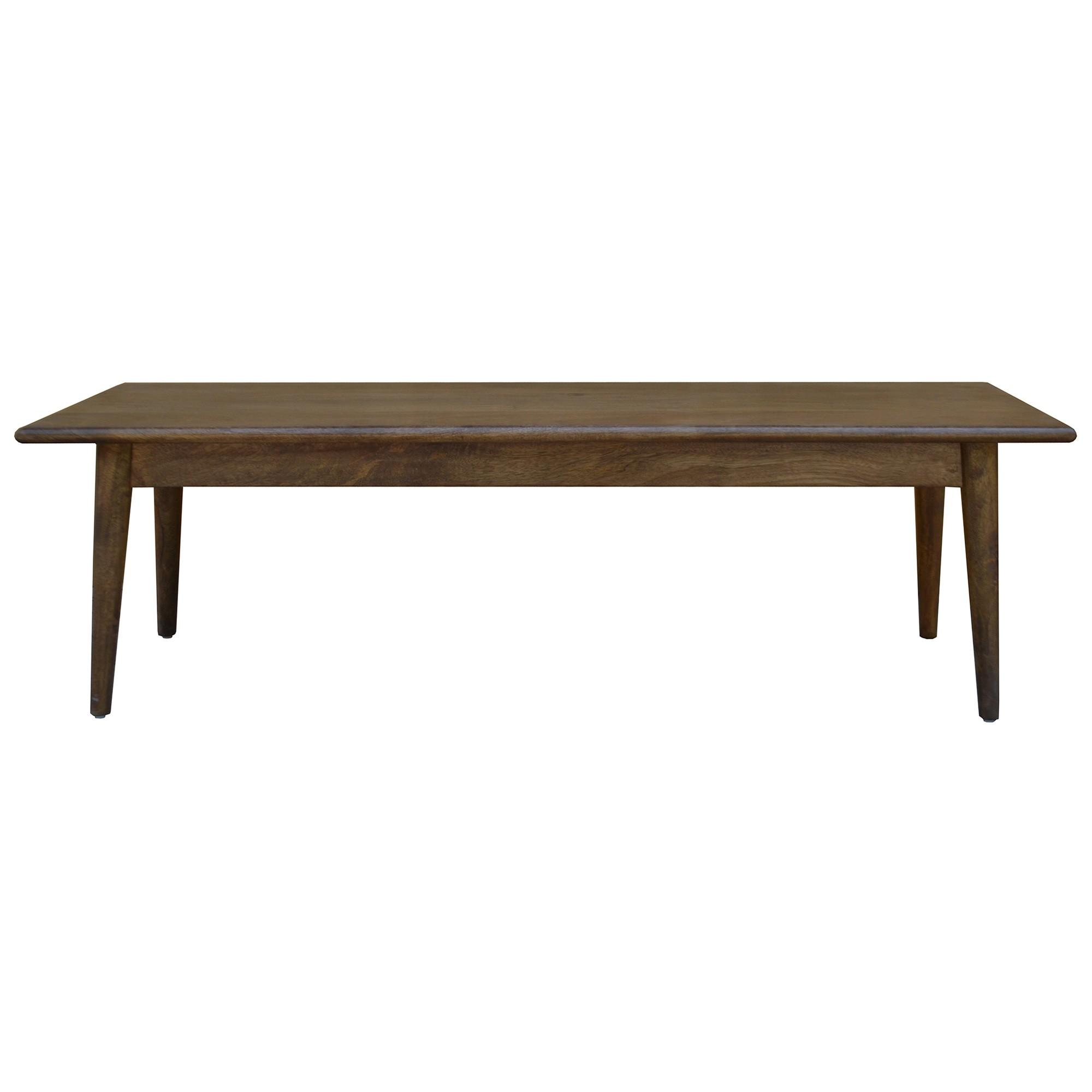 Stuart Solid Mango Wood Timber 150cm Dining Bench