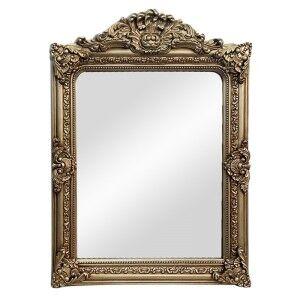 Elizabeth Baroque Wall Mirror, 120cm, Antique Gold