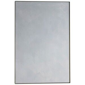 Hank Metal Frame Wall Mirror, 90cm, Bronze