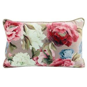 Ally Carlisle Velvet Lumbar Cushion