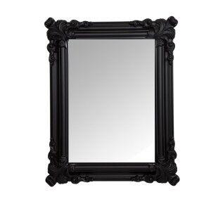 Versailles Wall Mirror, 95cm, Black