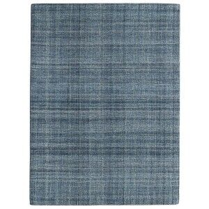 Laurel Hand Tuffted Wool Rug, 160x230cm, Turquoise