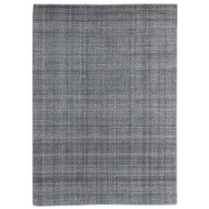 Laurel Hand Tuffted Wool Rug, 160x230cm, Grey