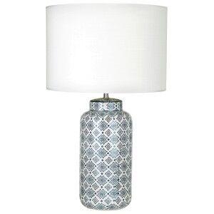 Afra Ceramic Base Table Lamp