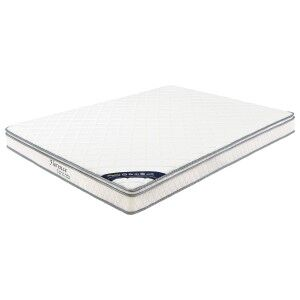 Florence Bonnell Spring Medium Mattress with Pillow Top, King Single