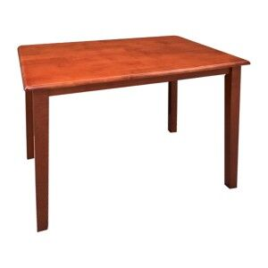 Norman Timber Dining Table, 90cm