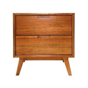 Mali Rosewood Bedside Table