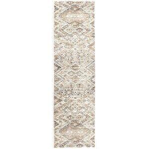Mayfair Tribe Traditional Runner Rug, 80x300cm