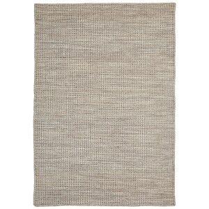 Pronto Handwoven Wool Rug, 130x70cm, Oat