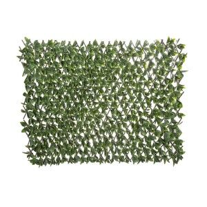 Artificial Serrated Leaf Trellis, 200cm