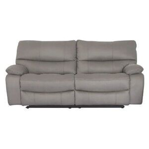 Bothell Fabric Recliner Sofa, 2 Seater, Storm