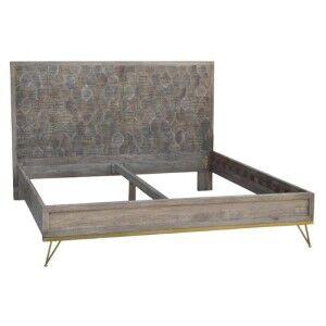 Marsden Mango Wood Bed, Queen