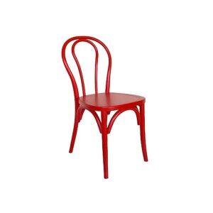 Clove Bentwood Dining Chair - Red