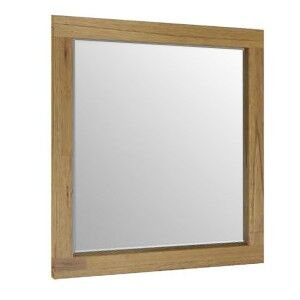 Regina Solid Mountain Ash Timber Frame 100cm Dressing Mirror