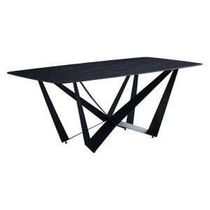 Celine Sintered Stone Top Dining Table, 180cm