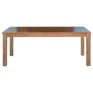 Merle Mango Wood Dining Table, 200cm