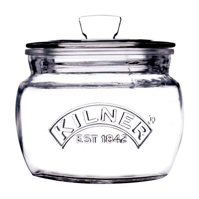 Kilner Universal Push Top Storage Jar - 500ml
