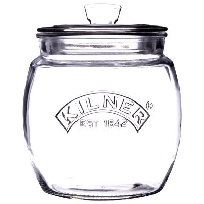 Kilner Universal Push Top Storage Jar - 850ml