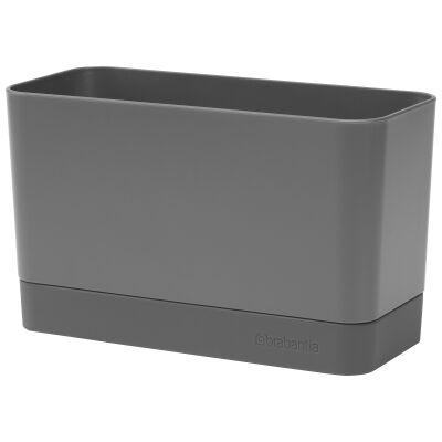 Brabantia Sink Organiser, Dark Grey