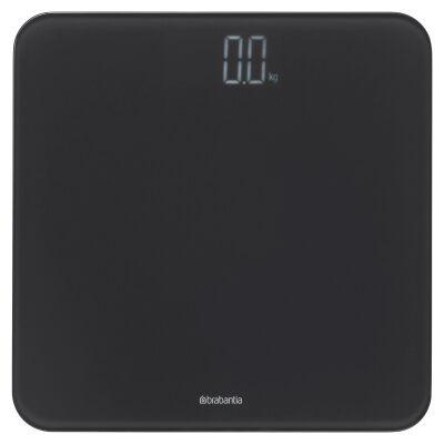 Brabantia Digital Bathroom Scale, Dark Grey