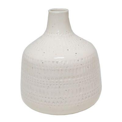 Ava Pottery Stem Vase