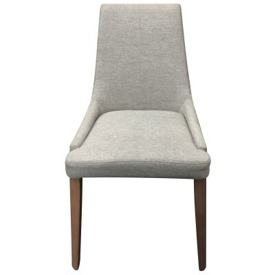 Georgia Fabric Dining Chair, Taupe