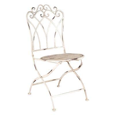 Martinique Iron Garden / Balcont Chair