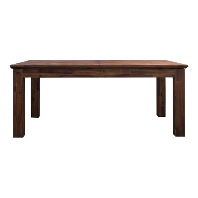 Fratti Acacia Timber Extendable Dining Table, 180-260cm