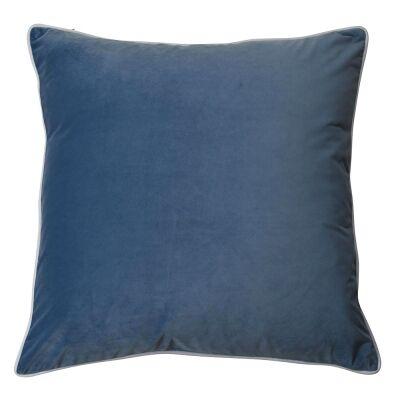 Rodeo Velvet Euro Cushion Cover, Ocean