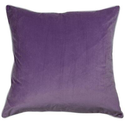 Rodeo Velvet Euro Cushion Cover, Mauve