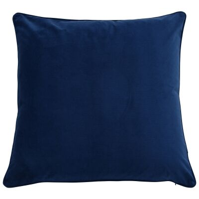 Bondi Velvet Scatter Cushion Cover, Navy