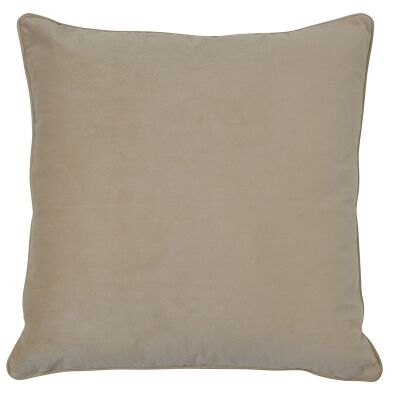 Bondi Velvet Scatter Cushion Cover, Sand