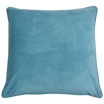 Bondi Velvet Scatter Cushion Cover, Turquoise