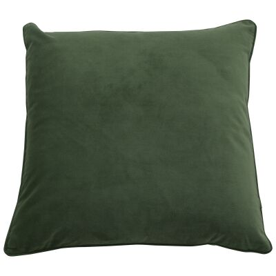 Bondi Velvet Scatter Cushion Cover, Olive