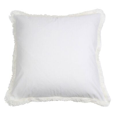 St. Kilda Velvet Scatter Cushion Cover, White