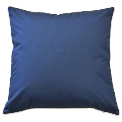 Monte Carlo Outdoor Scatter Cushion Cover, Navy