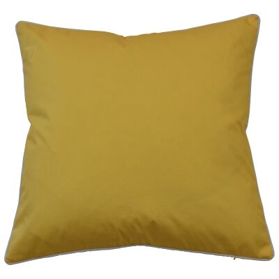 Monte Carlo Outdoor Scatter Cushion Cover, Yellow